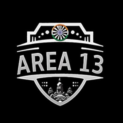 Area 13 Thumb Logo