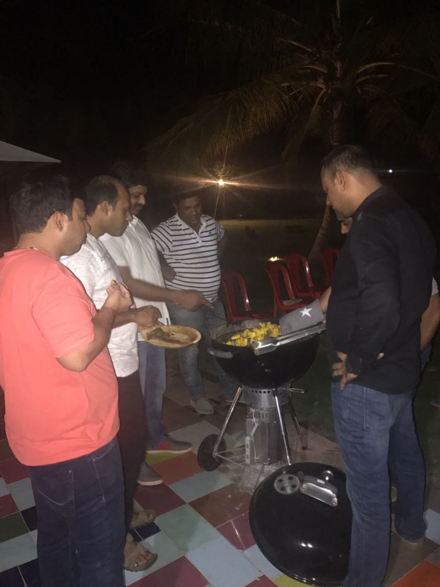 Barbecue Evening