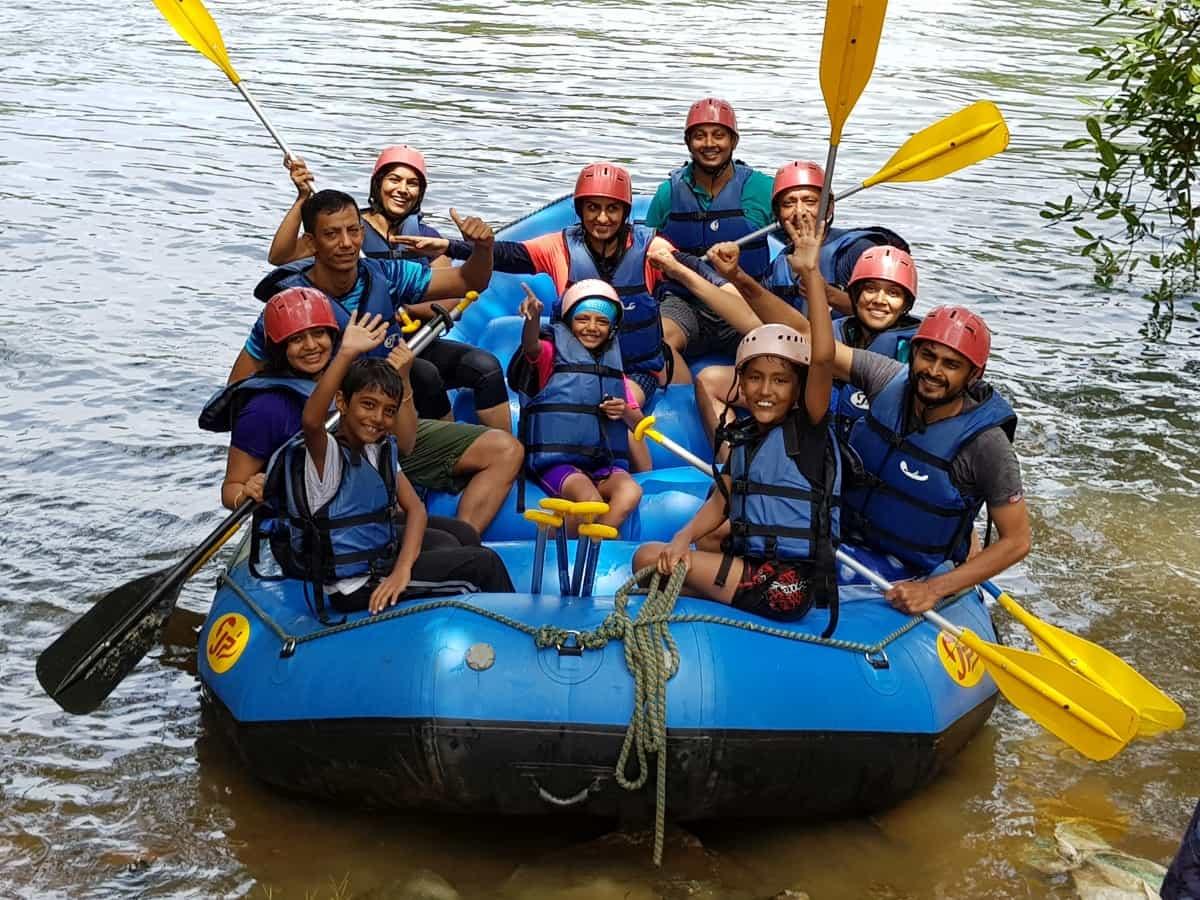 Dandeli River Rafting