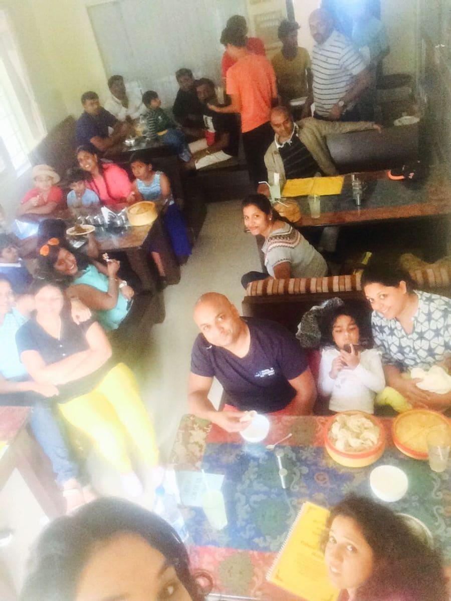 Lunch fellowship