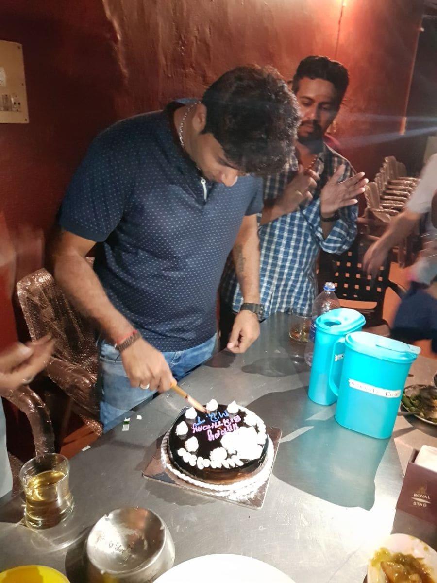 Tr. Sanjay's Birthday Party