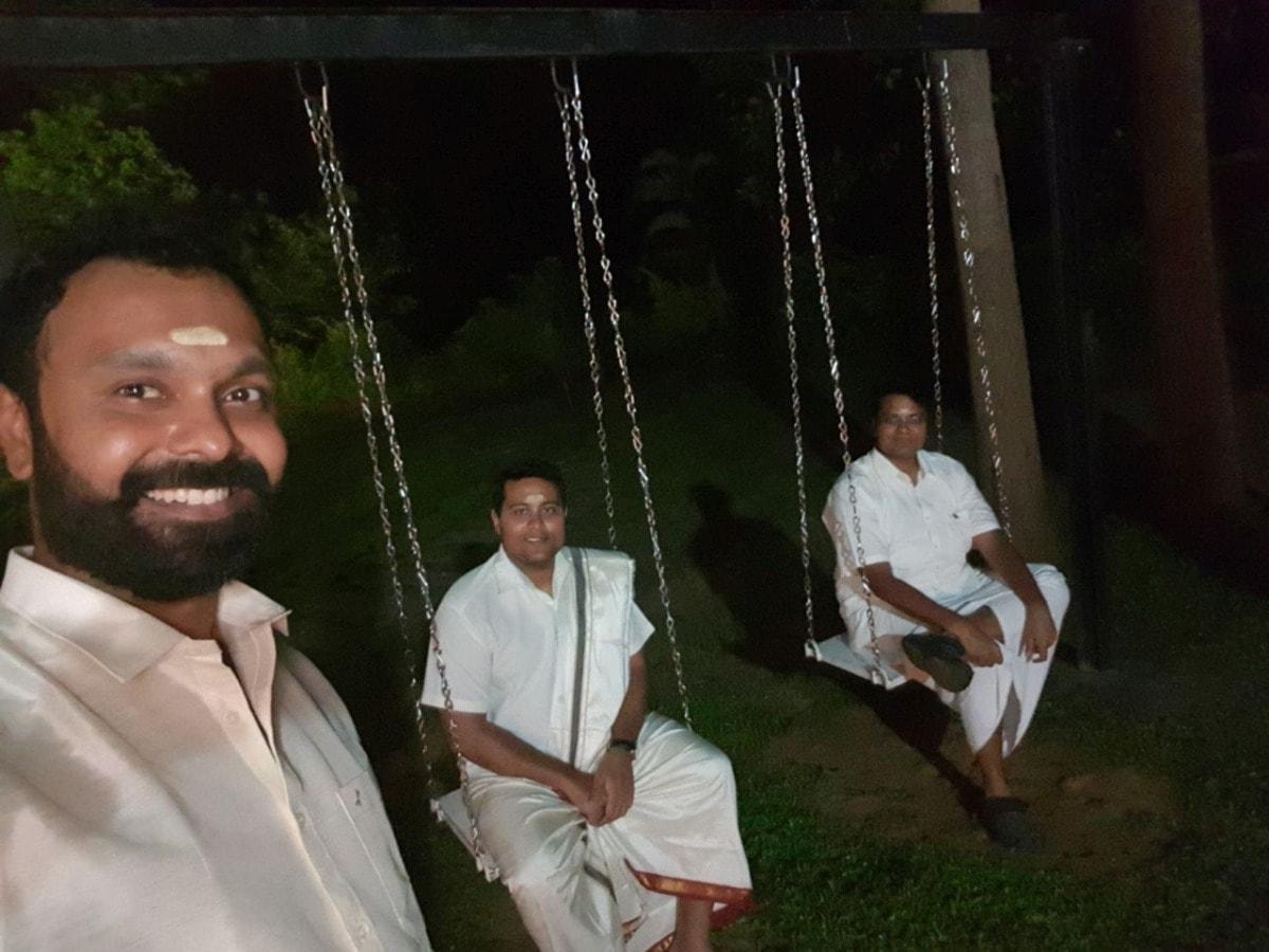 Tr.Varun's Socials
