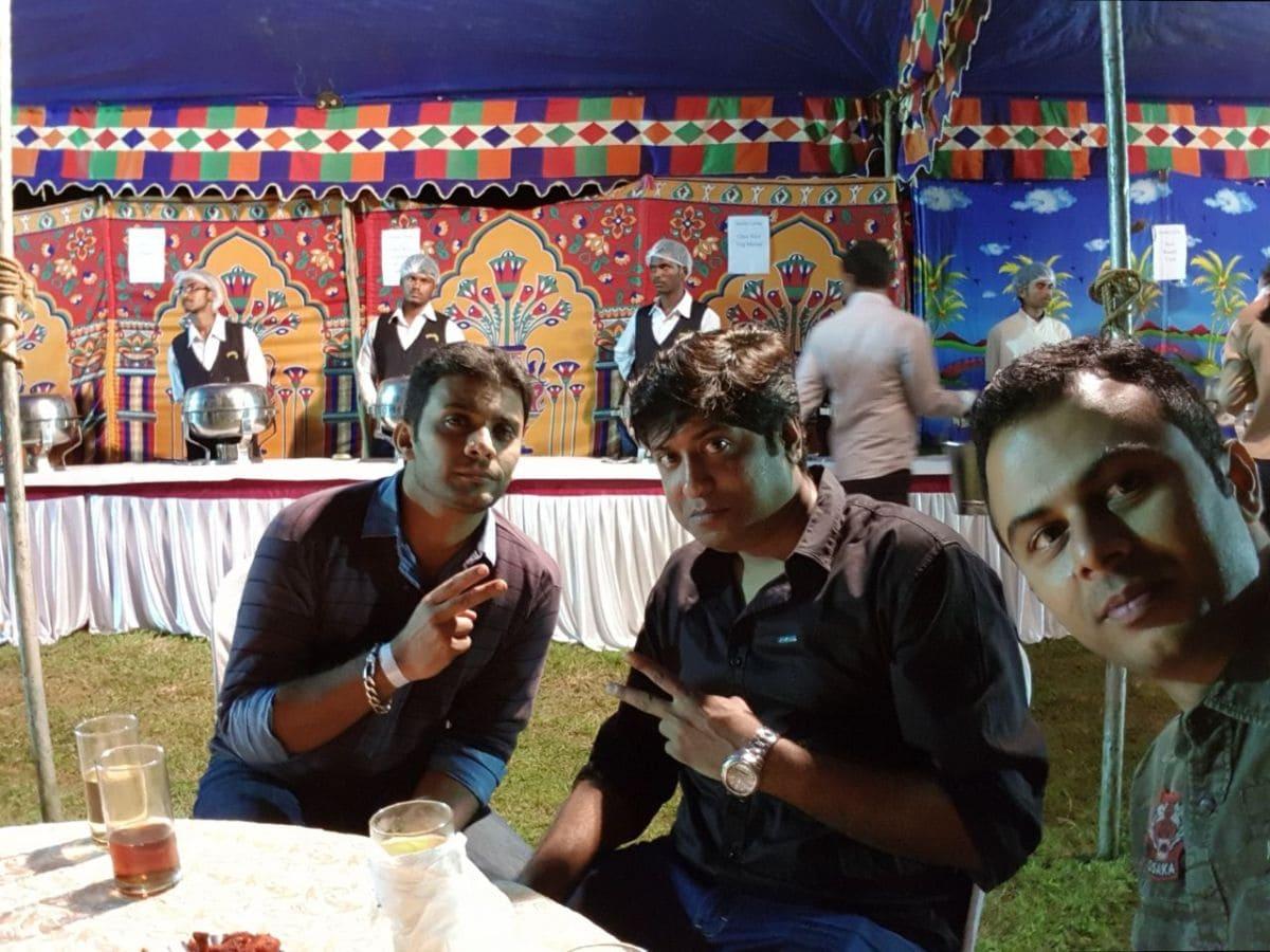 Socials & Dj Party @ Golf Club, Chikmagalur