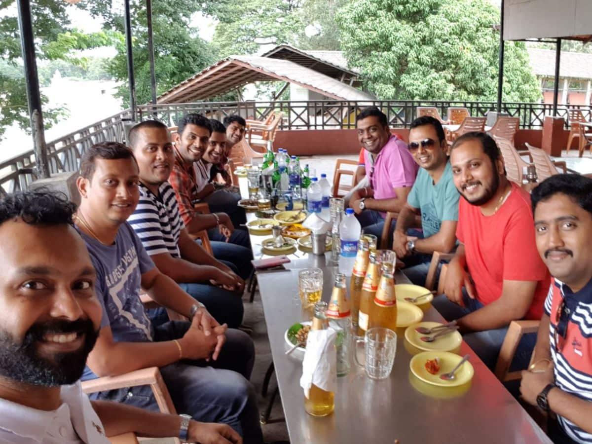 Fellowship with MERT 256 Tr. Dinesh