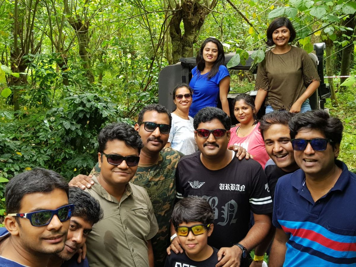 Off Roading Event at Chikmagalur