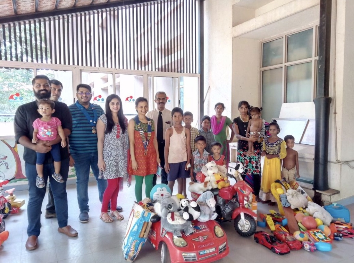 Toys Donations