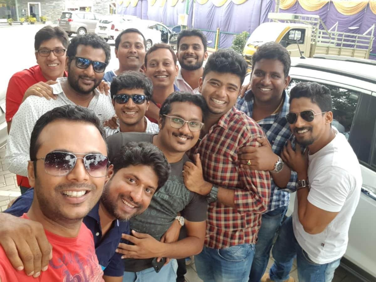 Beer & Biriyani Fellowship at Country Club