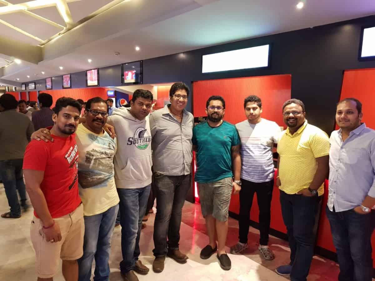 Golmal again Movie Fellowship