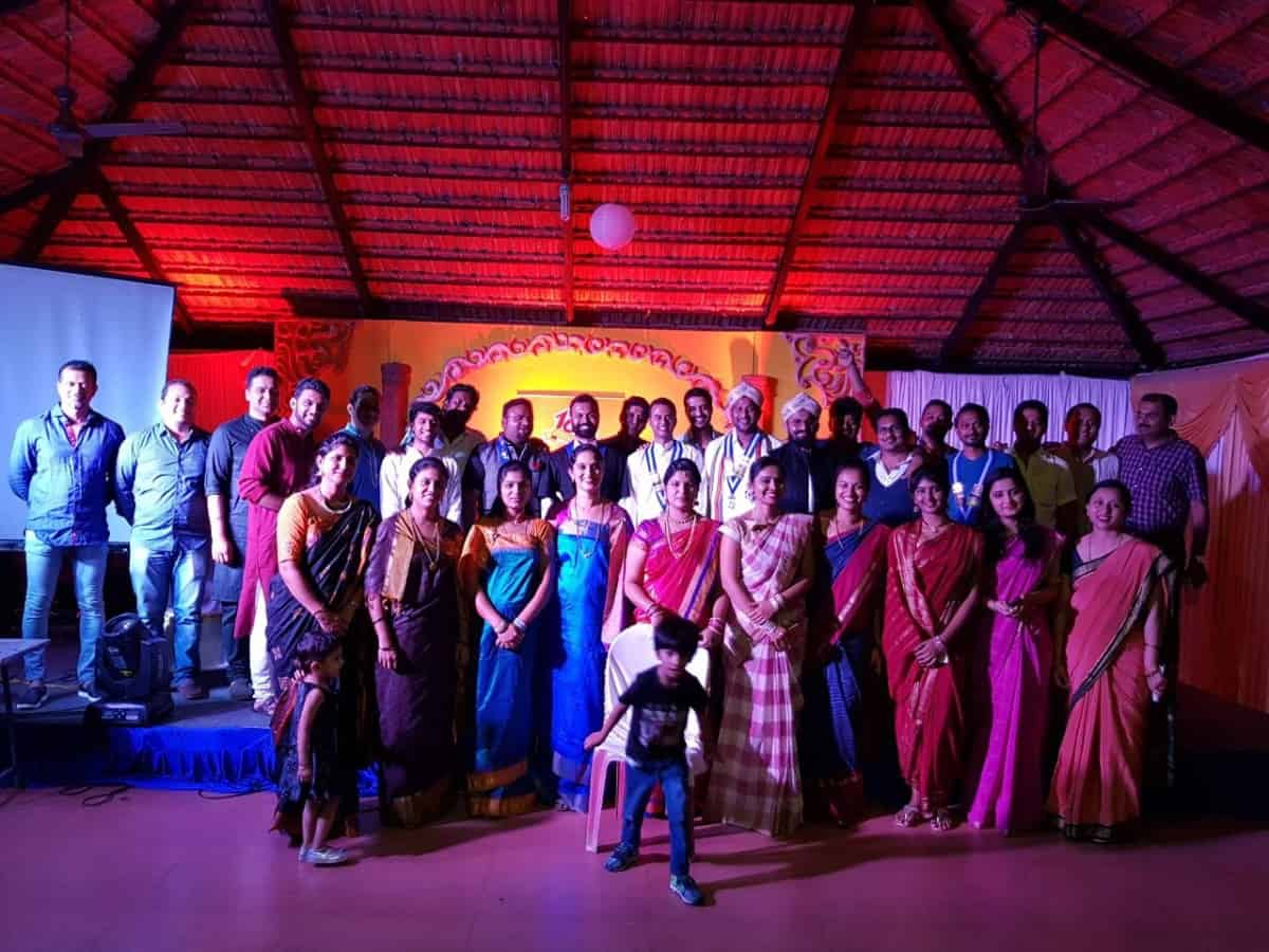Joint Socials Hosted by Tr.Sanjay and Tr.Avinash