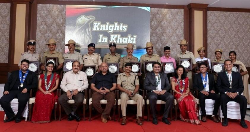 Knights in Khaki