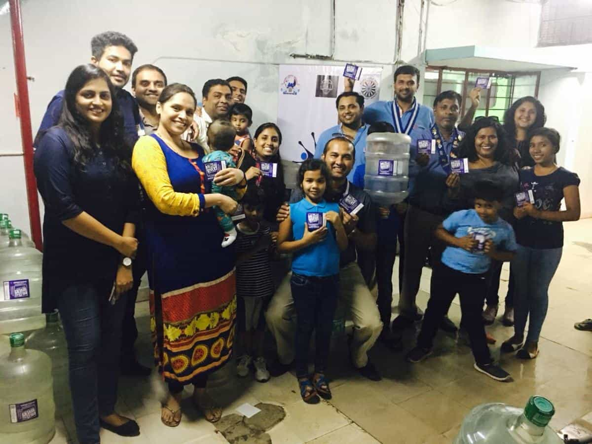 Support to Rally for Rivers