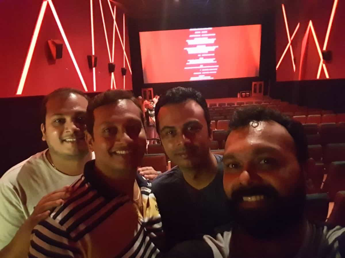 Movie Fellowship