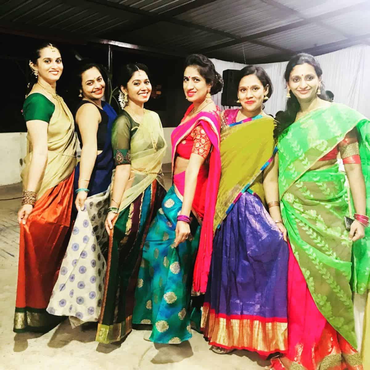 Srigiri & Deepali Socials