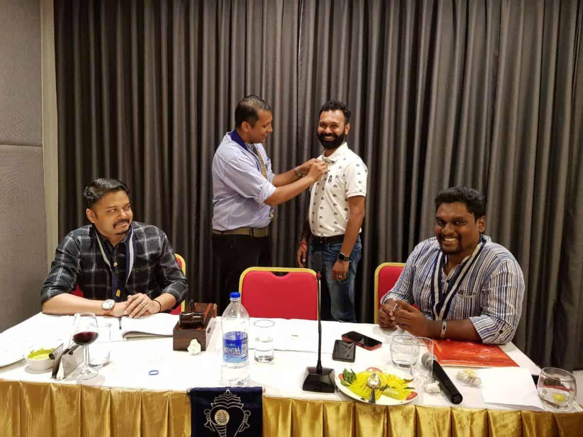 Fellowship with TRT 66 & TBRT 126