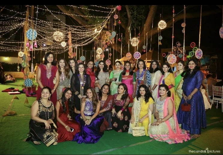 Tr Vijay and Gayatri's Diwali socials