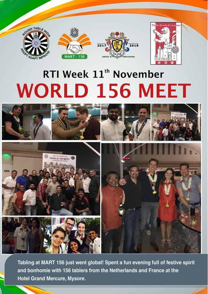 World 156 Meet