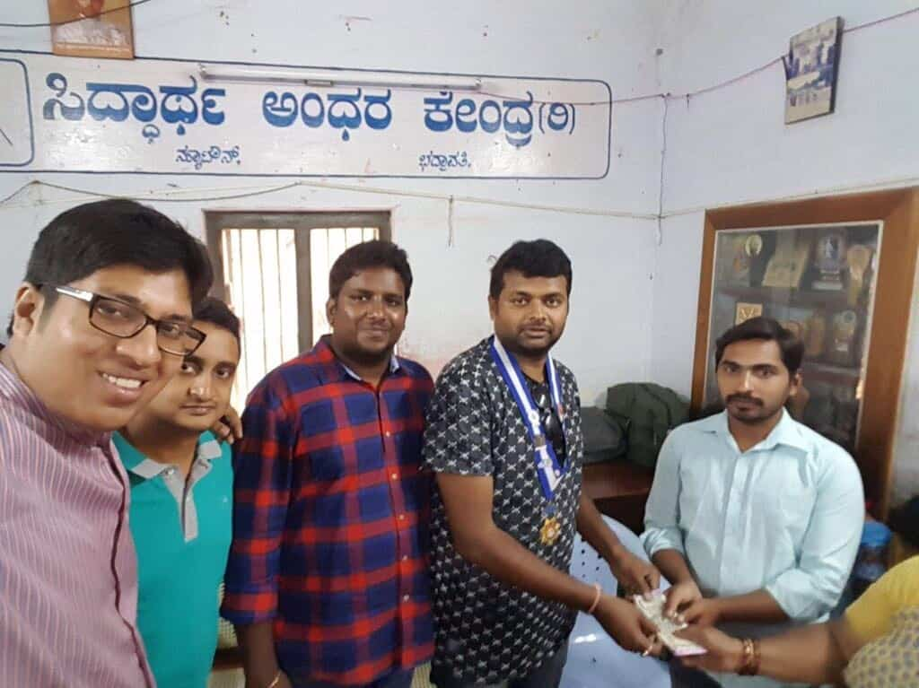 Contribution towards Flag Day Event