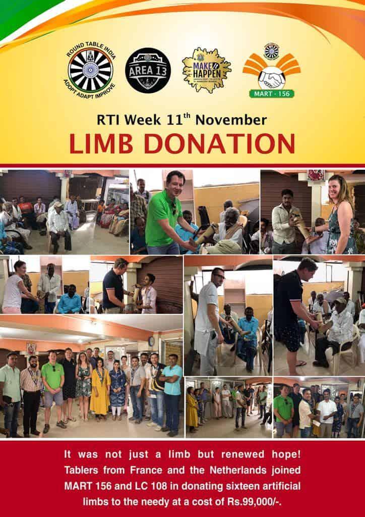 Limb Donation