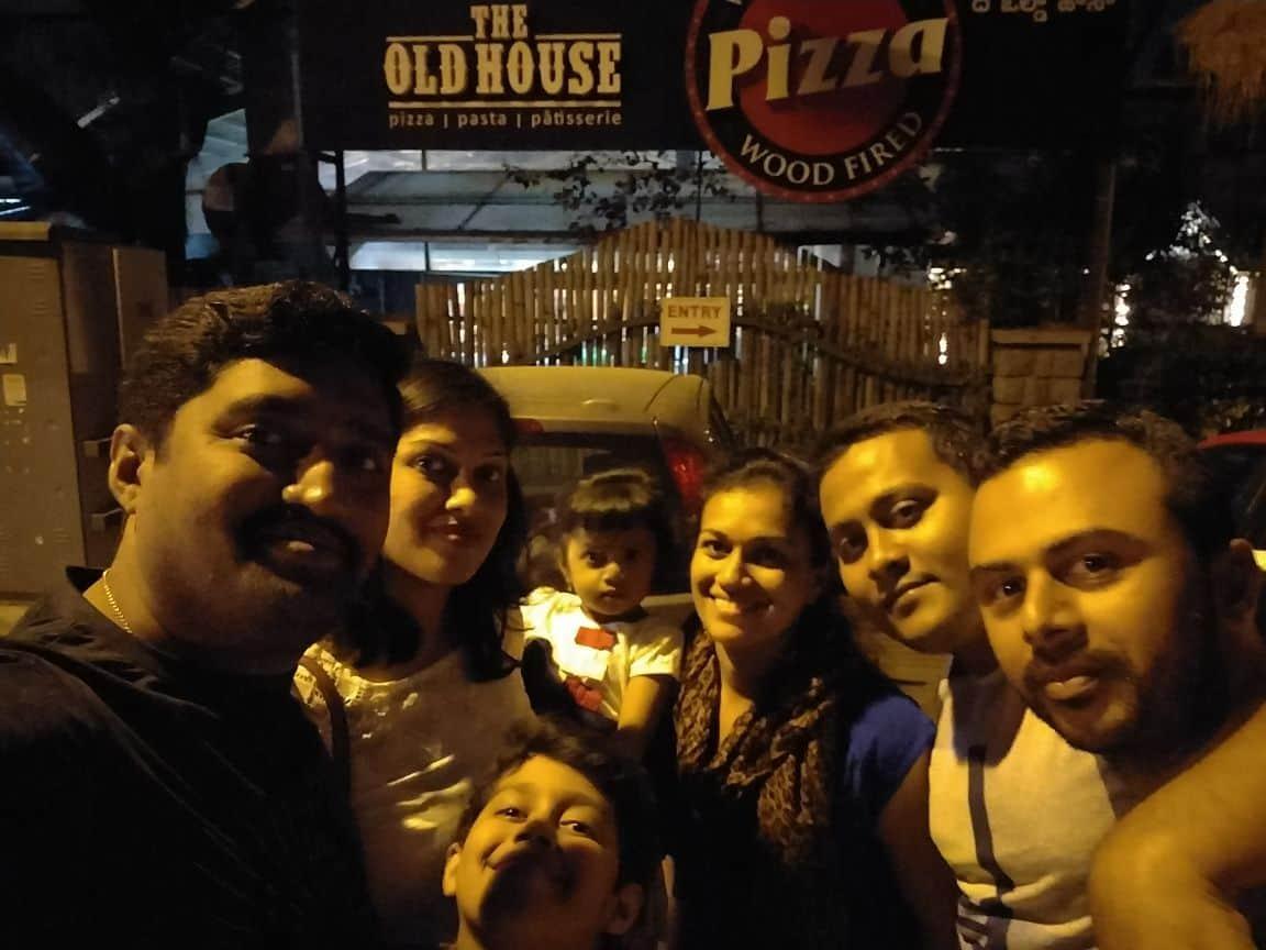 A Fellowship @ Old House
