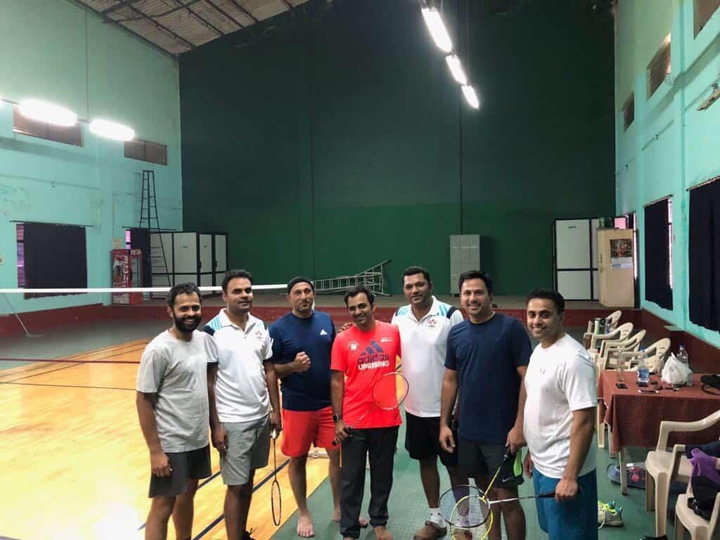 3B's - Badminton, Beer & Biryani