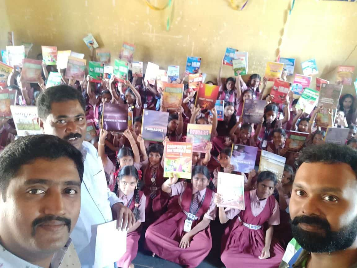 Donation of Library Books