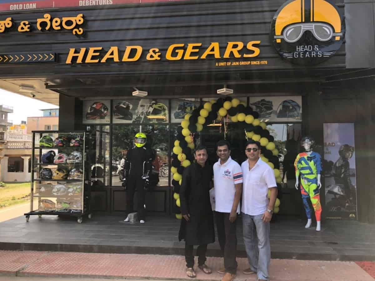 Head and Gears Inauguration