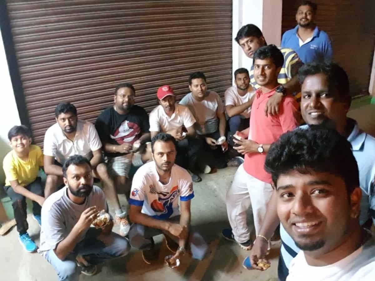 Kolhapuri Chats Fellowship with SMART 266