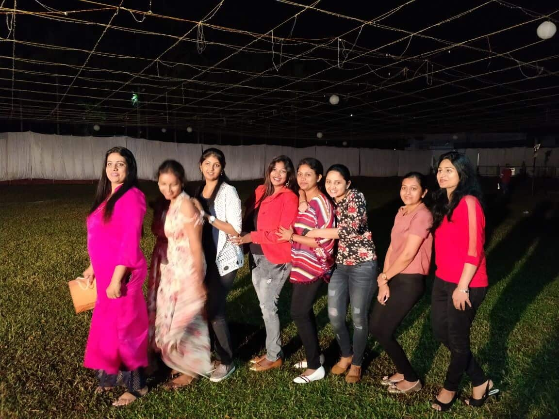 Tr. Nithin's Daughter B'day Party