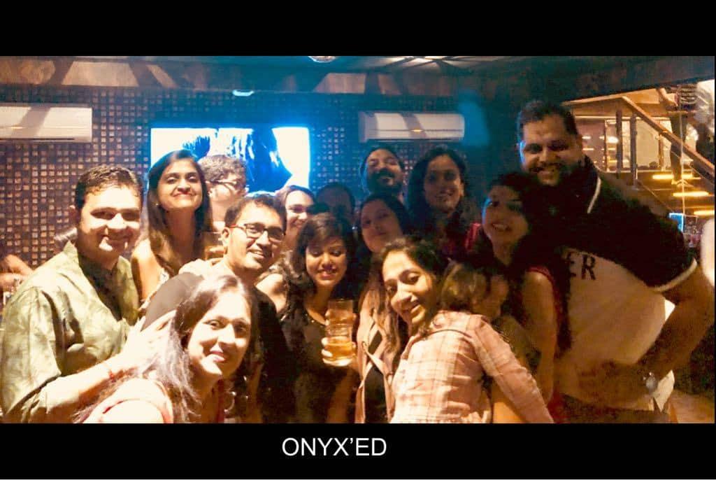 Onyx Pool in socials