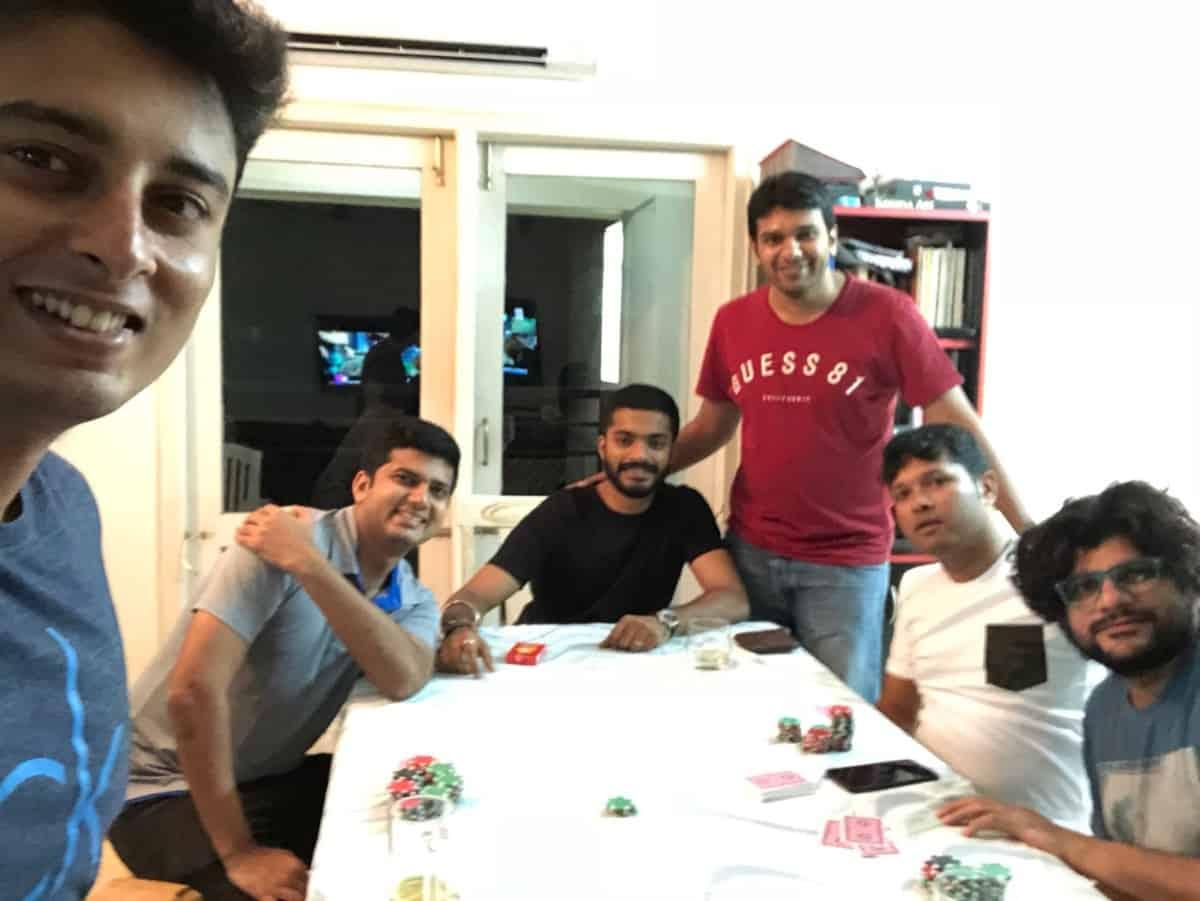 Poker social
