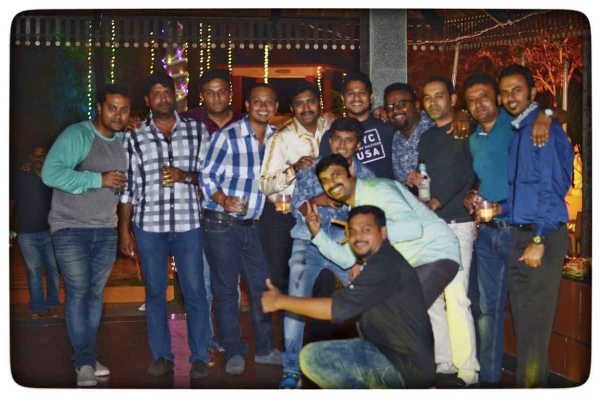 TR Prashanth's Socials