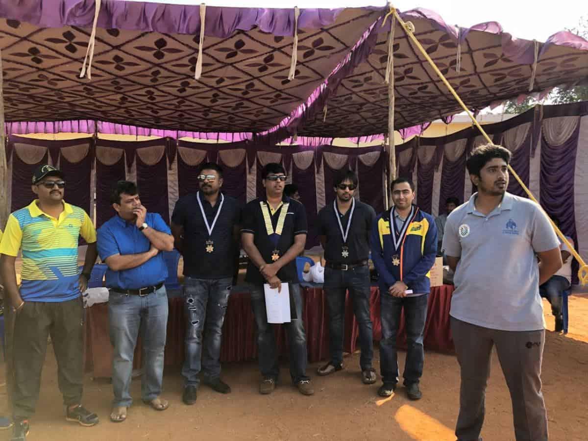 SOC Cup Prize Distribution