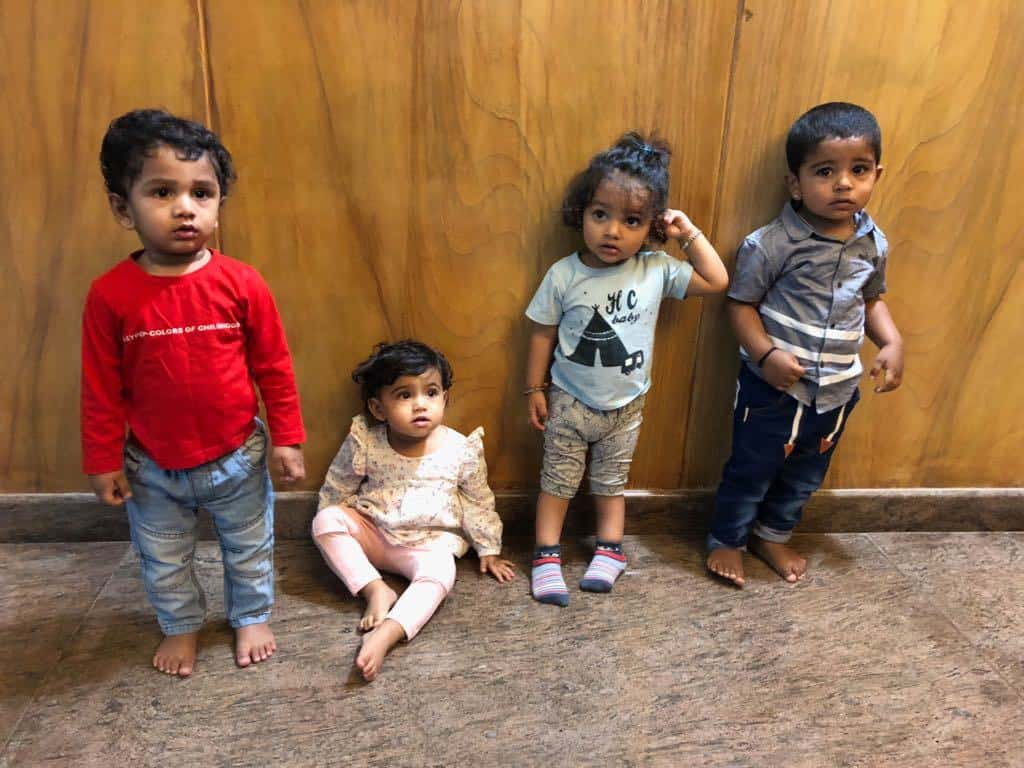 Fellowship Twinklers (Toddlers) Fellowship
