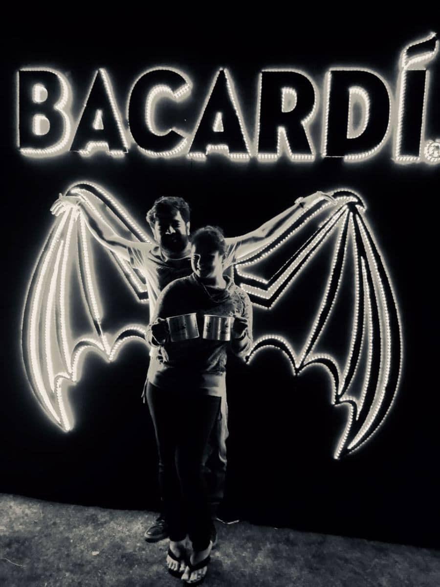 Bacardi Weekender