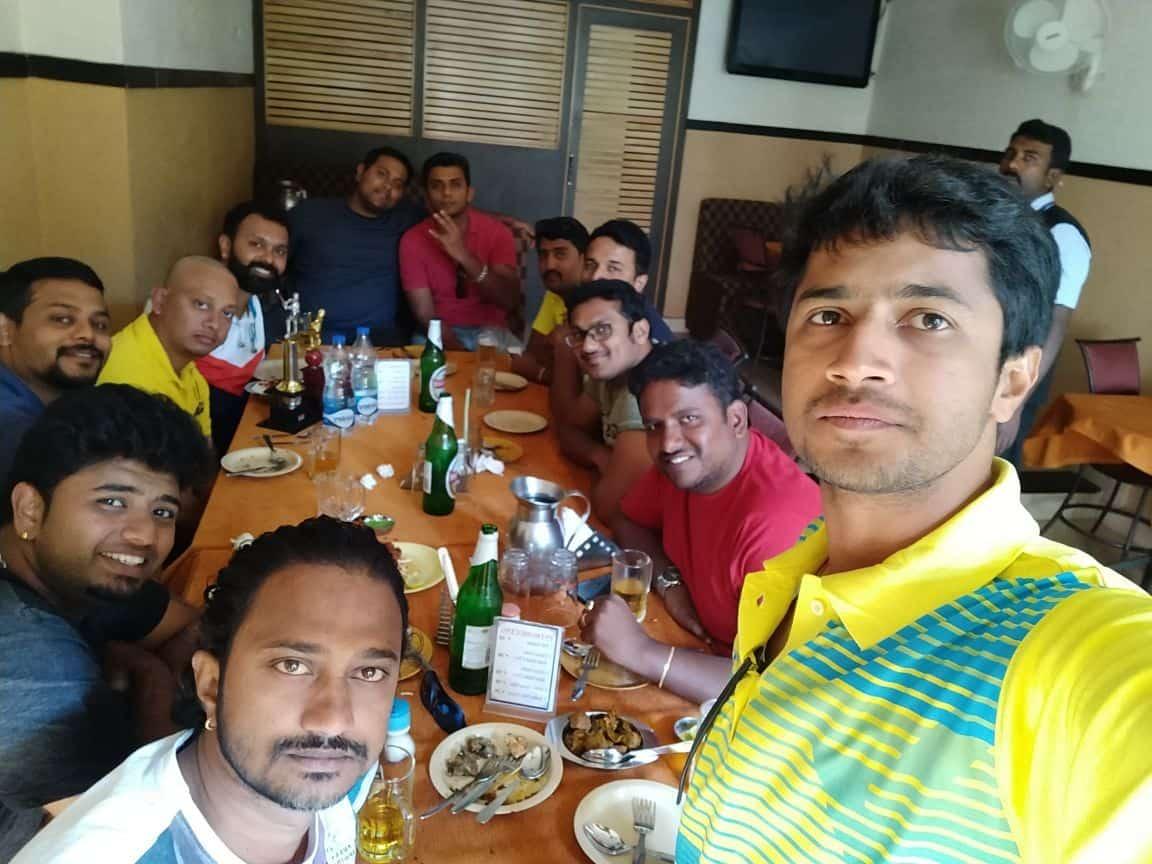 Cricket - SOC Cup