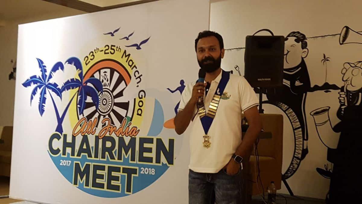 All India Chairmen Meet
