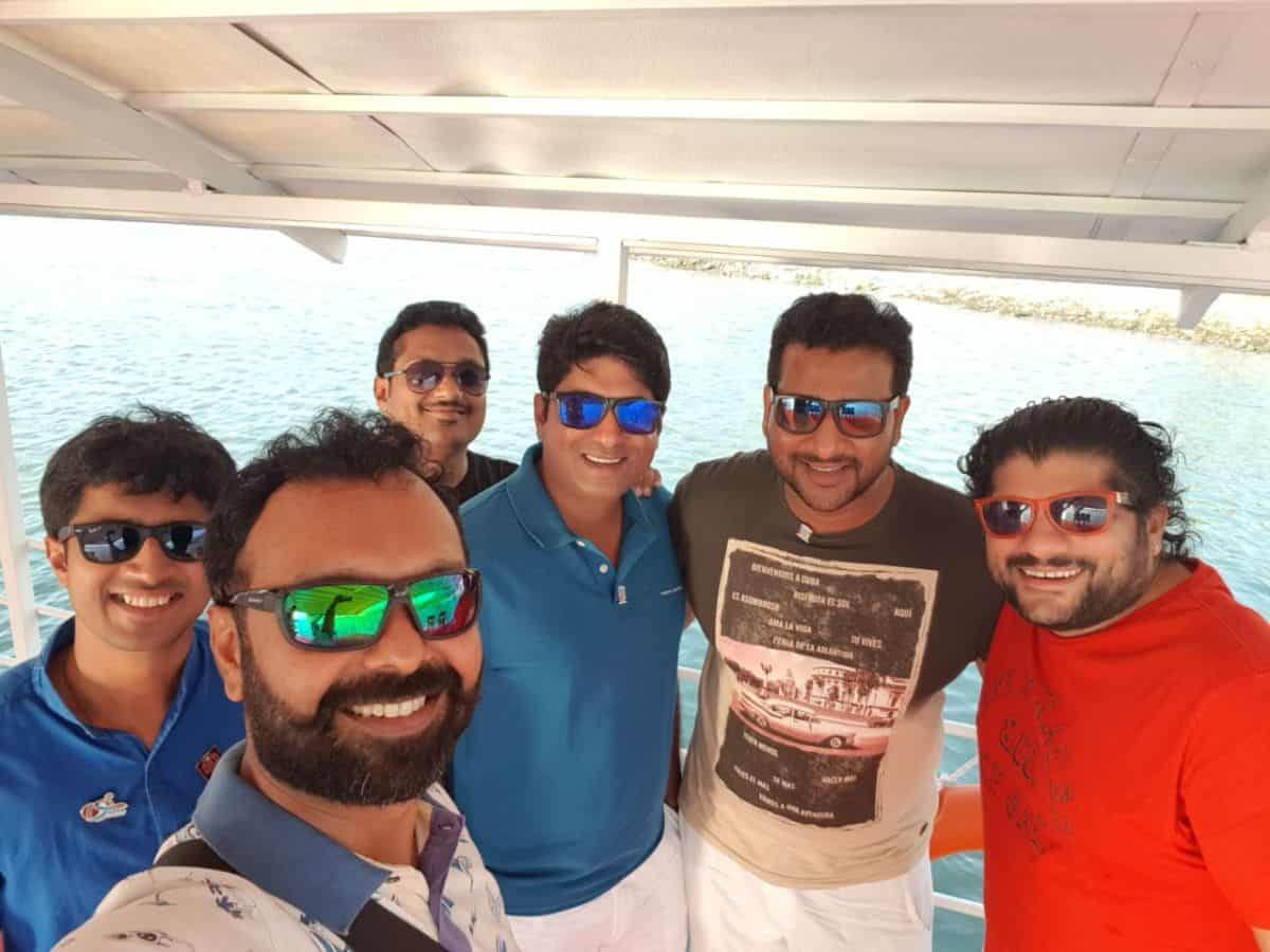 AEX Boat Party Fellowship
