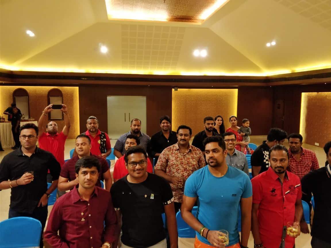 Fellowship @ The Circuit Meet