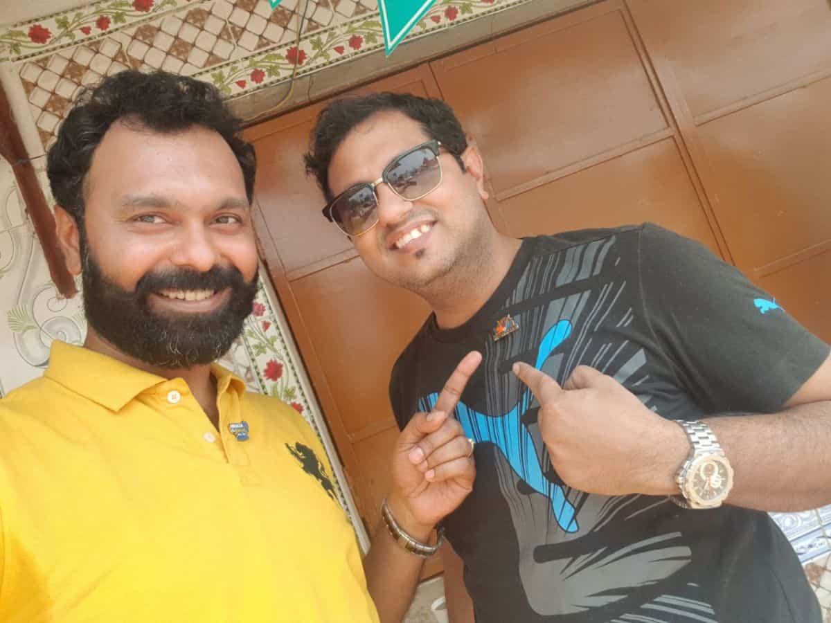 Fellowship with Bhubaneshwar TRS