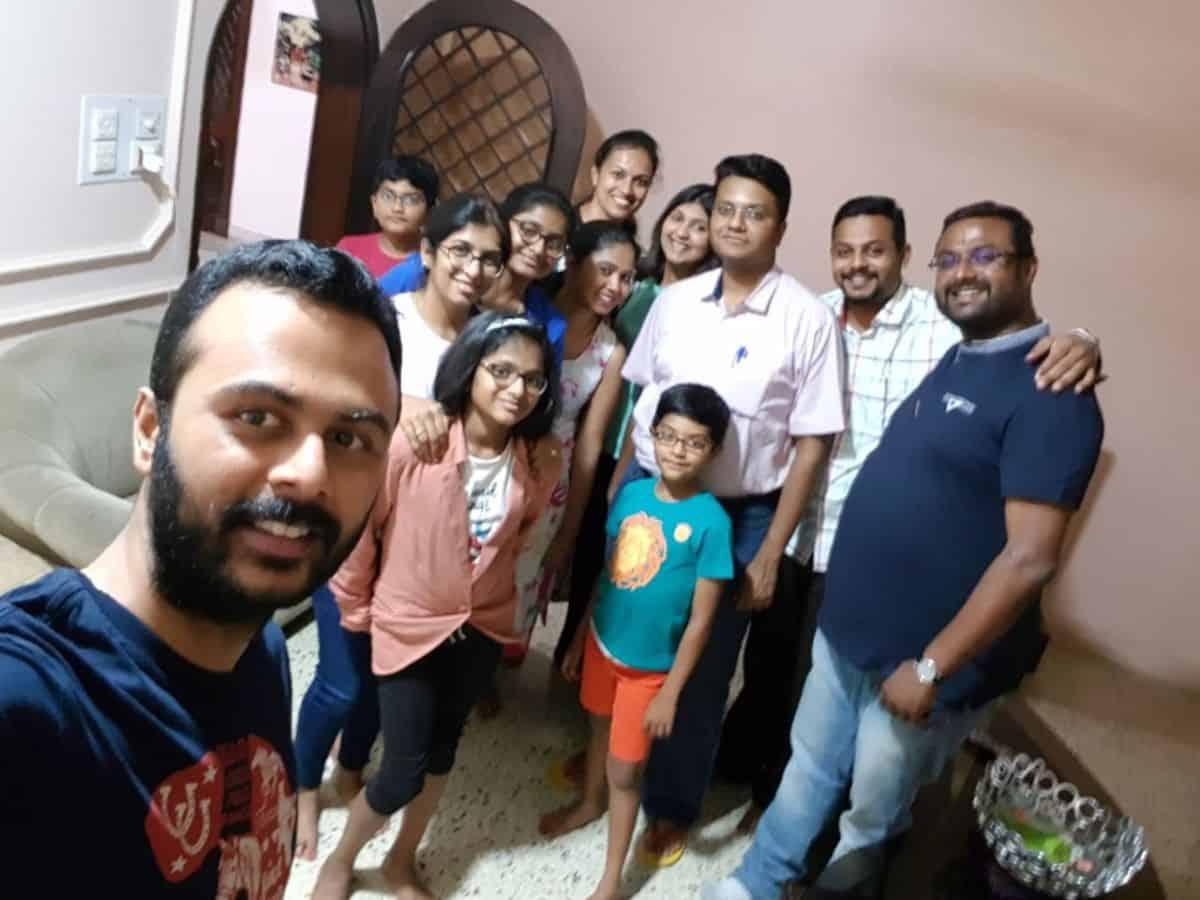 Fellowship with Tr. Naveen Akalwadi