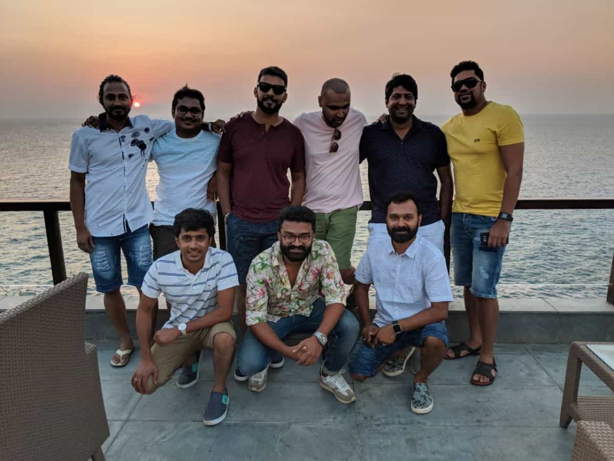 Fellowship @ Leela Kovalam
