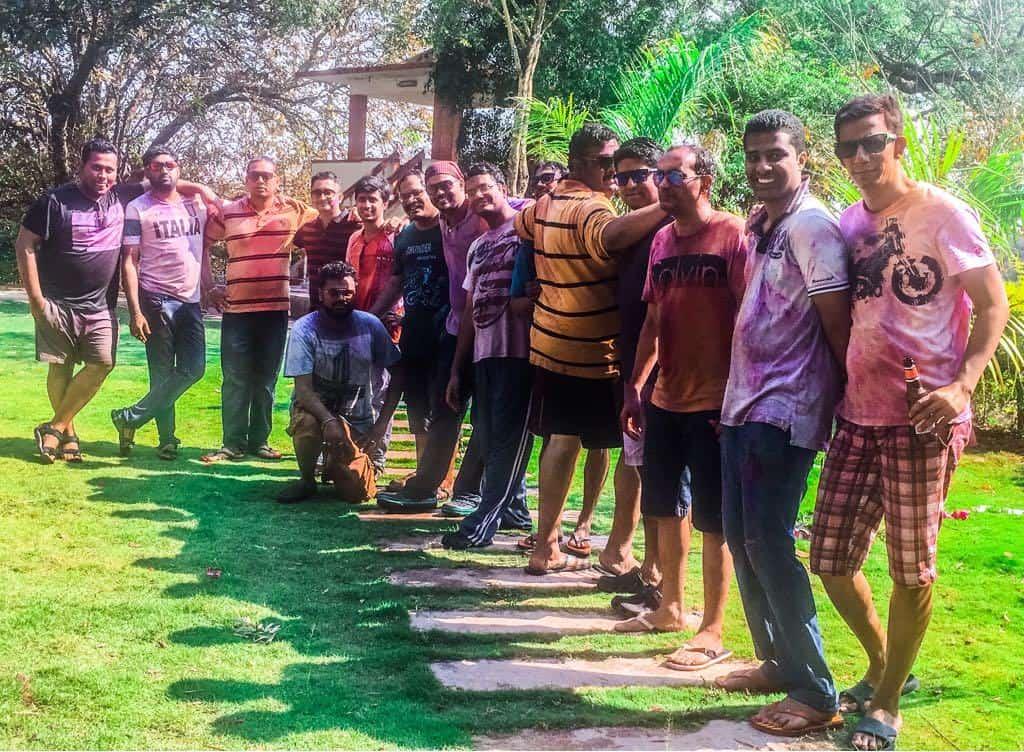 Holi Social Fellowship