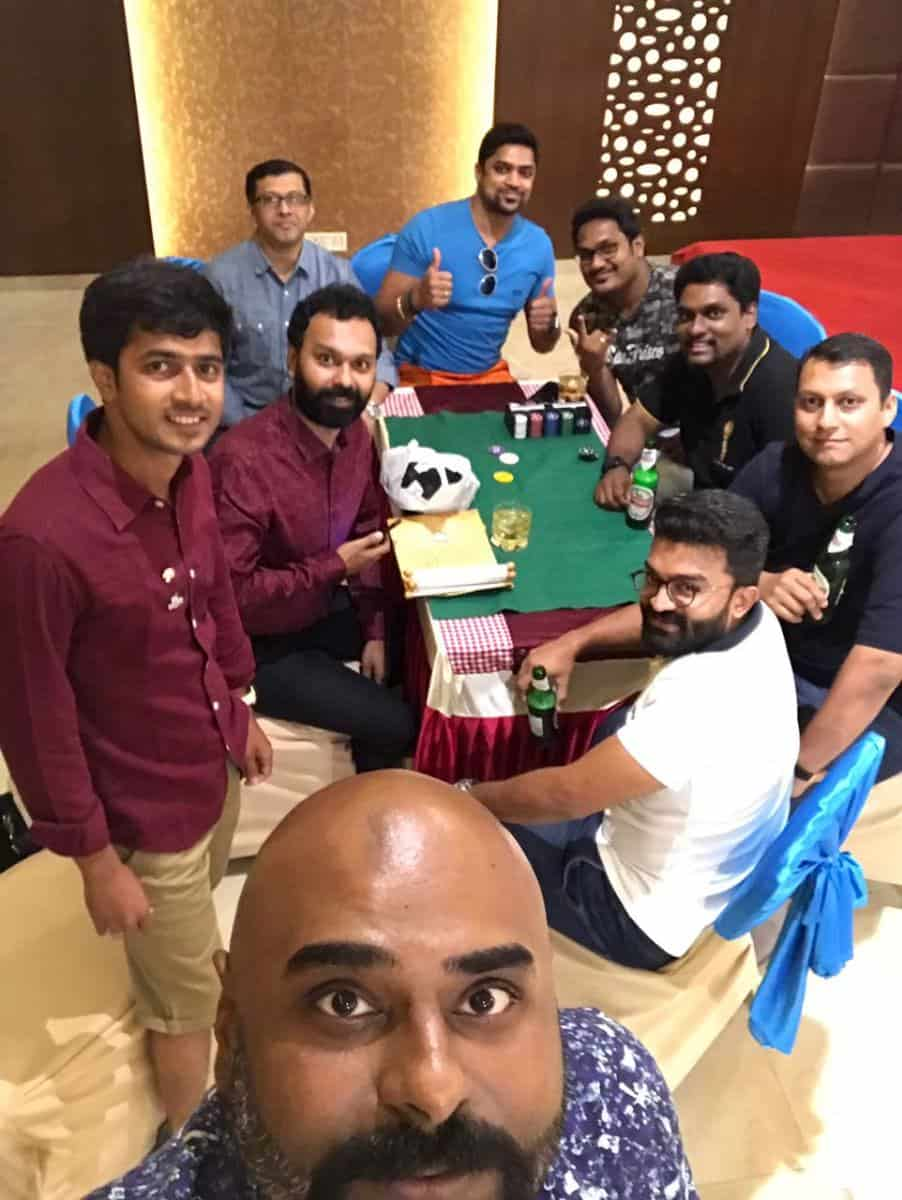 Poker Fellowship