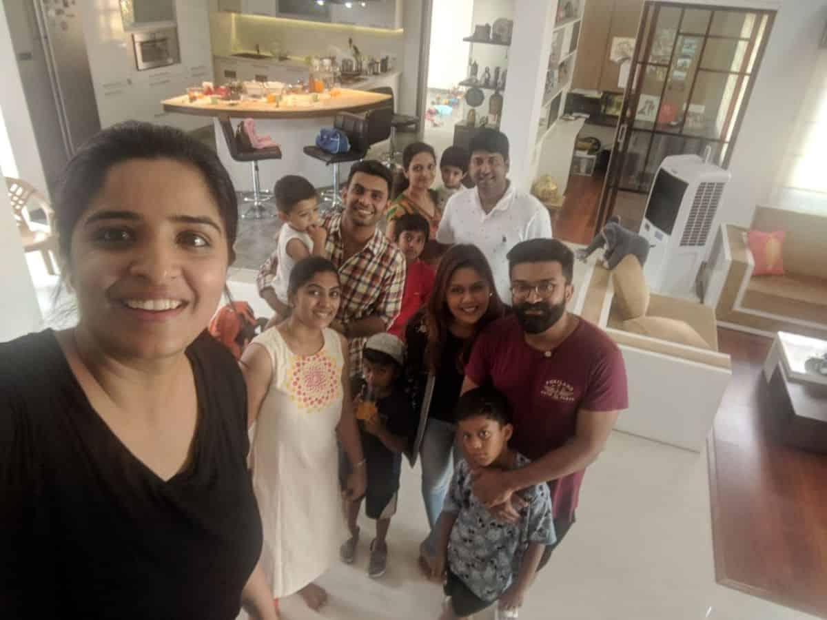 Fellowships @ TR. Aditya's Residence
