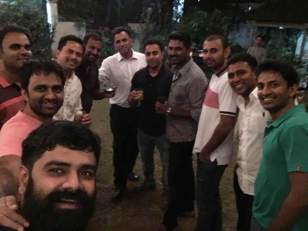 Celebrated Tr.Anirudh's Election to MRC