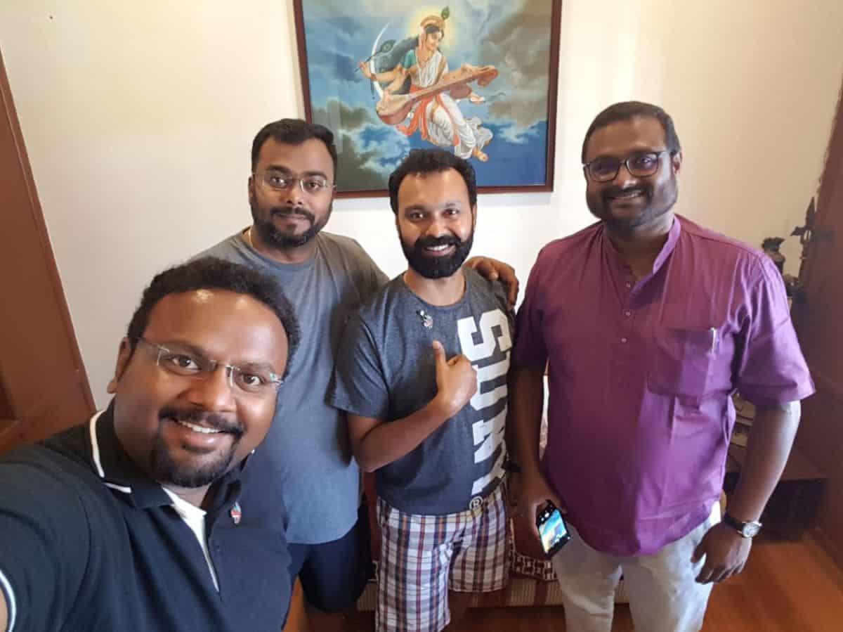 Chairman's Fellowship in Hubli