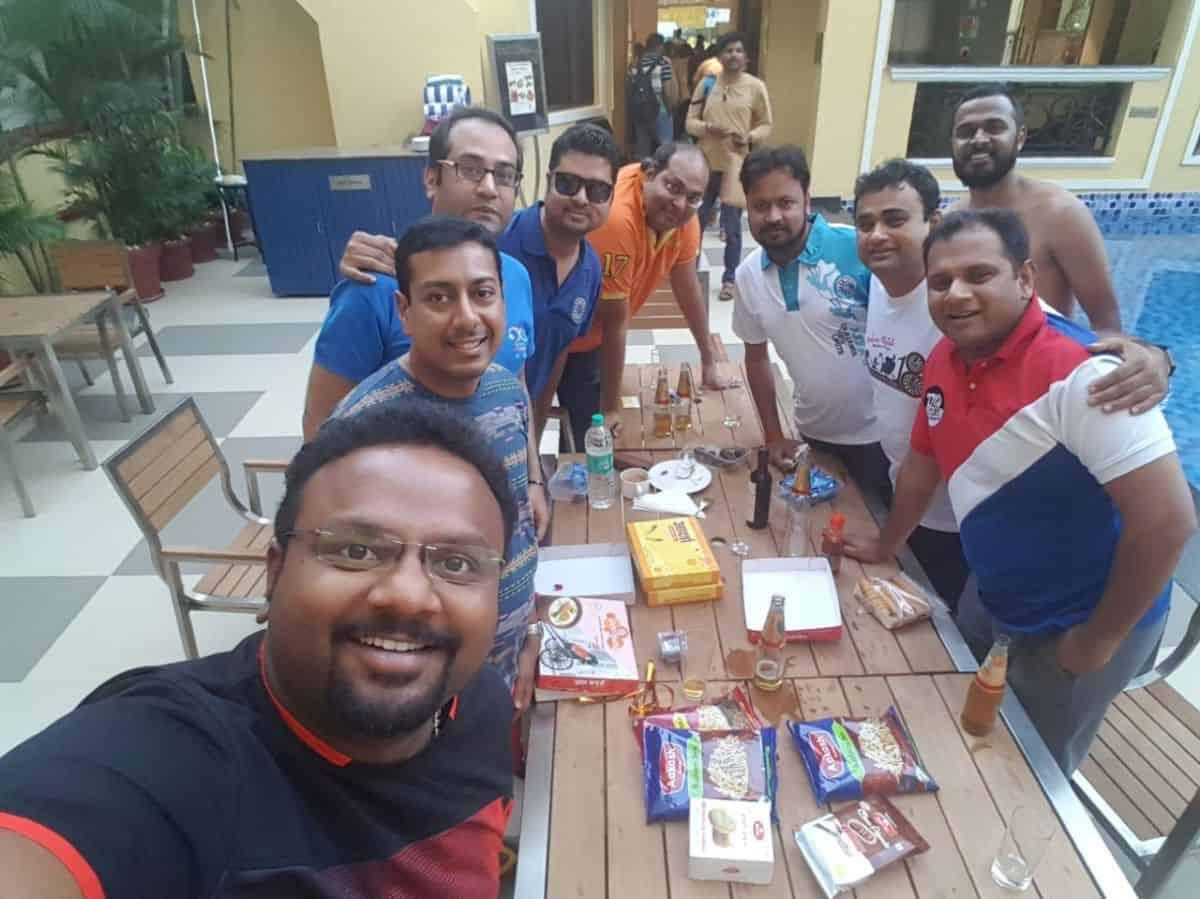 Fellowship after Chairman's Meet