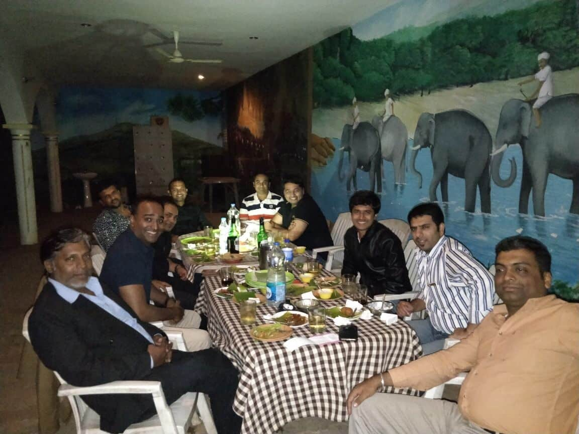 Fellowship with Mysore Tablers
