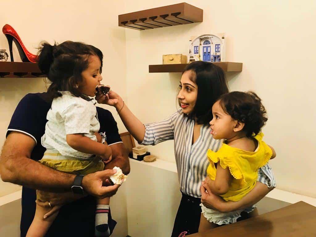 Tr.Pradeep and Aparna Birthday Celebrations