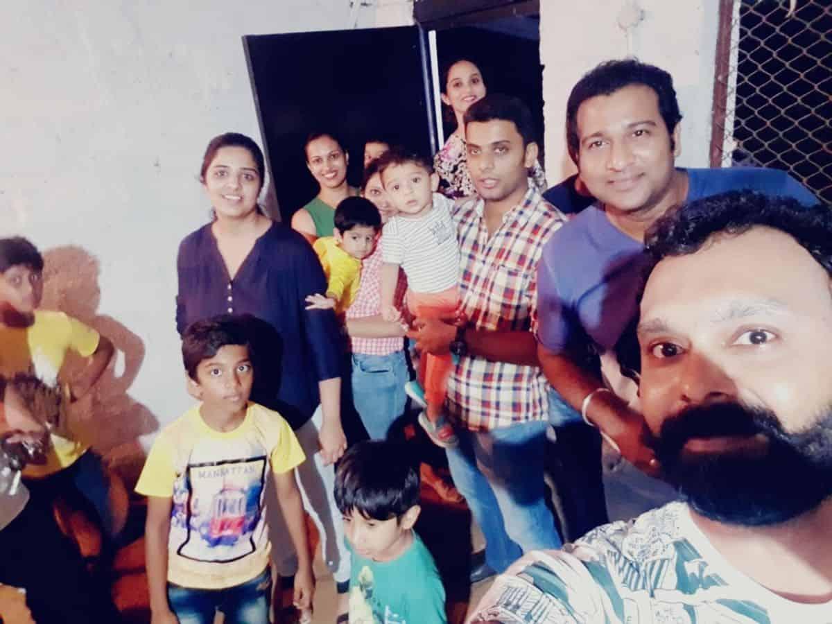 Fellowship @ Srigandh Farm